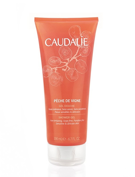 Гель для душа Caudalie Peche de Vigne Shower Gel, 200 мл